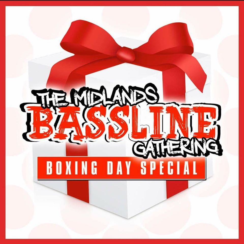 Midlands bassline gathering boxing day special at boxxed for Boxing day meuble leon
