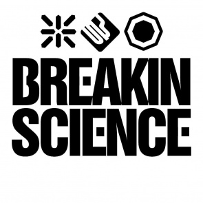 Breakin Science logo