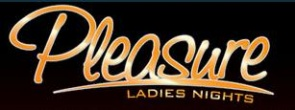 Pleasure Ladies Nights logo