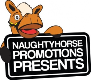 Naughty Horse Promotions logo