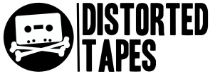Distorted Tapes logo