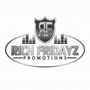 Rich Fridayz Promotions logo