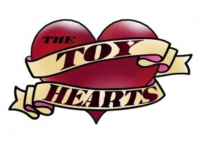 The Toy Hearts logo