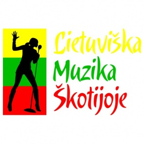 Lithuanian music in Scotland logo