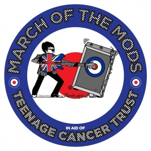 March of the Mods Birmingham logo