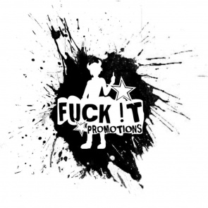 FUCK !T Promotions  logo